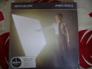 Metamatic RSD White vinyl lmt ed of 1200 pressed