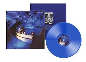 Ocean Rain Weatherbox RSD UK BLUE VINYL