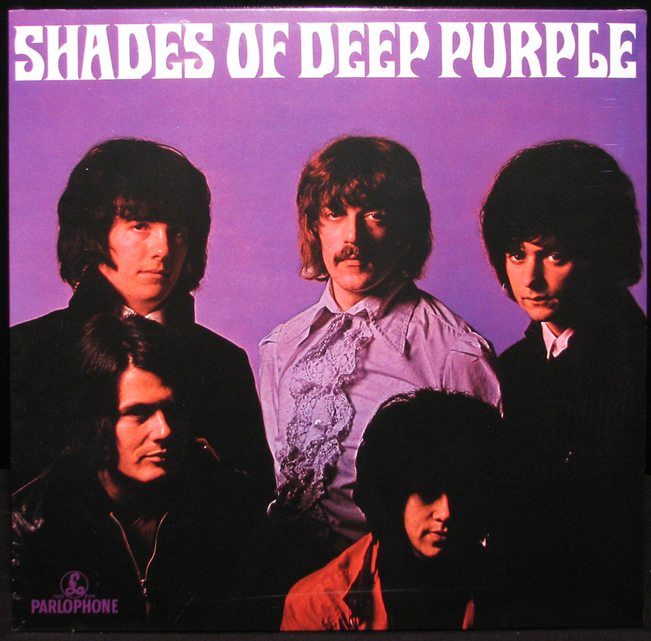 Shades of Deep Purple RSD 2014 Purple Vinyl UK press