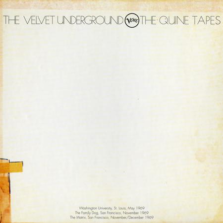 Quine Tapes Vinyl Import 6 LPs