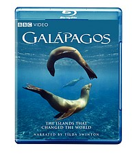 Galapagos The Island That Changed the World