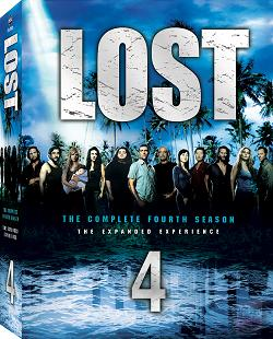 Lost Complete Fourth Season