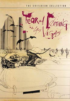 Fear and Lothing in Las Vegas Criterion collection
